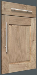 Shaker Raised Centre Panel – Solid Oak